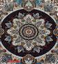 فرش ماشینی کاشان 700 شانه نیاوران کرم رنگ صددرصد اکرلیک تراکم 2550 کد 618