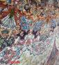 فرش ماشینی کاشان 700 شانه طرح صبا زمینه کرم صددرصد اکرلیک تراکم 2550 کد 700563