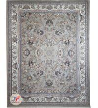 فرش نیاوران ۷۰۰ شانه طرح افشان زمینه فیلی کد ۷۰۰644