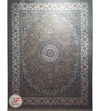 فرش نیاوران ۷۰۰ شانه طرح نایین زمینه بژ کد ۷۰۰۶۴۵