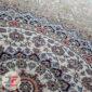فرش نیاوران ۷۰۰ شانه طرح نایین زمینه بژ کد ۷۰۰645