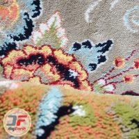 فرش ۷۰۰ شانه کاشان نیاوران زمینه فیلی کد 700618