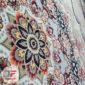 فرش ۷۰۰ شانه کاشان نیاوران زمینه فیلی کد 700638