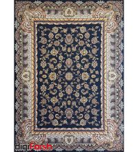 Kashan Carpet 1000 Shoulder Yashar Design 100% Acrylic Concentration Density 3000 Code 471015