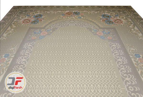 فرش ماشینی لایت طرح ترک ایرانی کد 6170239
