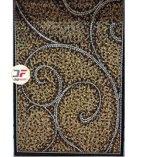 فرش بزرگمهر سه بعدی طرح سنگ ریزه کد 52401232