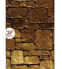 فرش سه بعدی بزرگمهر طرح دیواره های سنگی کد 52401602