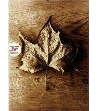 فرش سه بعدی طرح برگ پاییزی کد 524016021