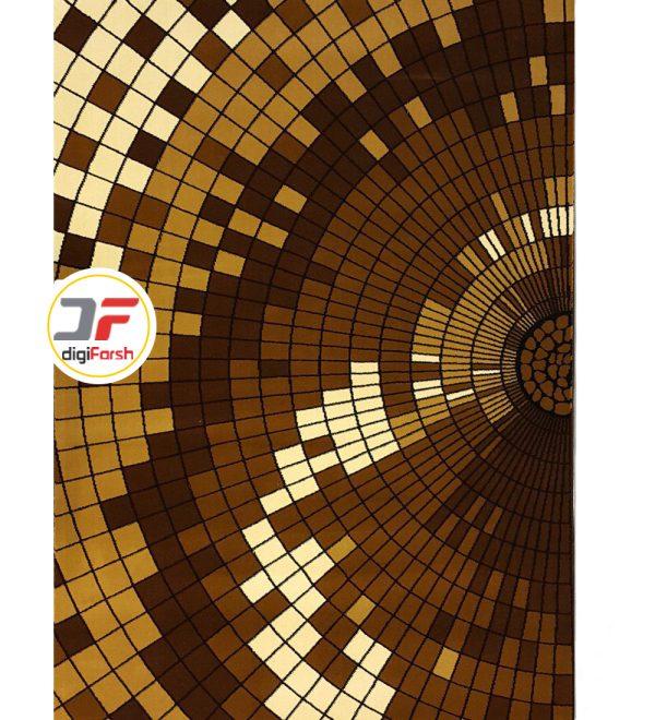فرش ماشینی سه بعدی کاشان کد 52401607