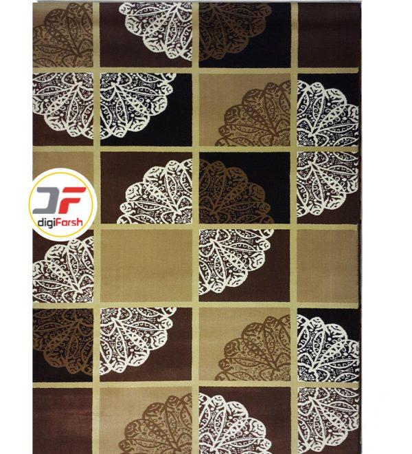 فرش سه بعدی بزرگمهر طرح قابی کد 52401612