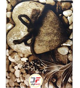 فرش فانتزی سه بعدی طرح قلب کد 52401616