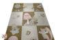 فرش اتاق کودک طرح جغد و سنجاب کد 6141308
