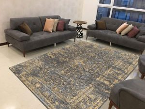 فرش ماشینی وینتیج