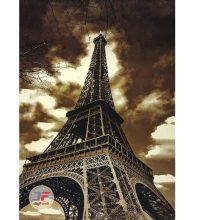 فرش سه بعدی - طرح برج ایفل کد 1360