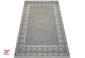 فرش طرح افشان کاشان 1200 شانه گل برجسته زمینه فیلی کد 221239