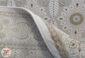 فرش ترک کاشان - مدل گل برجسته زمینه فیلی کد 224102