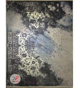 فرش وینتیج (کهنه نما) سبلان زمینه کرم کد 224