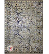 فرش ماشینی سبلان کاشان طرح پنیه (وینتیج) کد 6142417
