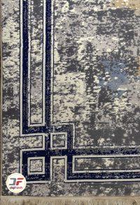 فرش ماشینی پتینه کاشان کد 6142421