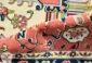 فرش سنتی کاشان طرح آنا زمینه کرم کد 2270811