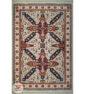 فرش ماشینی سنتی طرح گیسو زمینه کرم کد 2270809