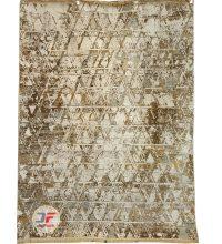 فرش ماشینی کاشان – طرح وینتیج ۷۰۰ شانه زمینه کرم کد DC01