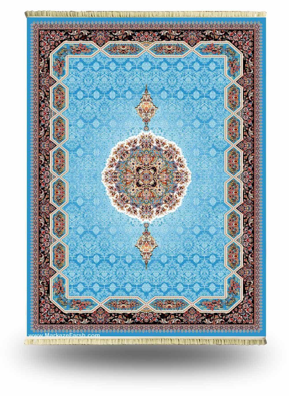 رنگ بندی فرش هالیدی