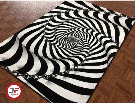 فرش سه بعدی چیست؟