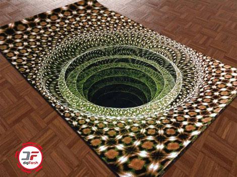 فرش سه بعدی