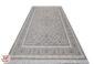 فرش 1200 شانه افشان اسلیمی کاشان | 1200 شانه برجسته زمینه بژ کد 221274