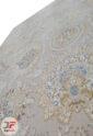 فرش ماشینی کاشان طرح یاشار صدفی – 1200 شانه گل برجسته کد 221263