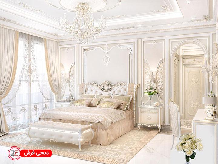 فرش اتاق خواب جدید