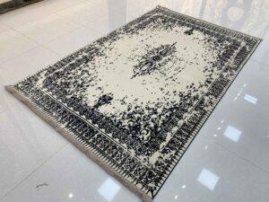فرش ماشینی کهنه نما