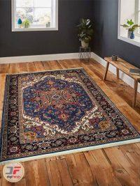 فرش طرح دستباف و سنتی کد 101 داخل دکور