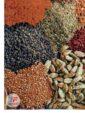 نمای نزدیک فرش ماشینی طرح سه بعدی آشپزخانه کد 094