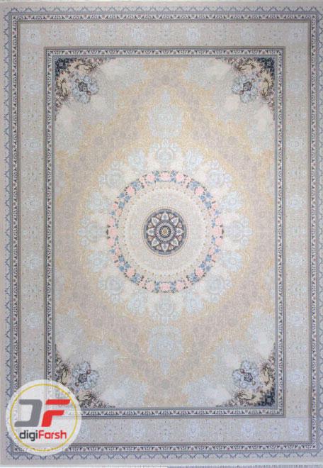 قیمت فرش ۱۲۰۰ شانه گل برجسته