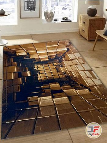 فرش سه بعدی جدید