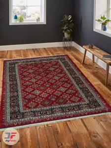 جذاب ترین فرش ماشینی دستبافت گونه