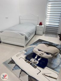 فرش ماشینی کودک